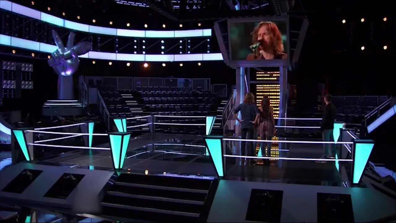 这两人舞台表演十分默契,亚当希望他们可以更加放松