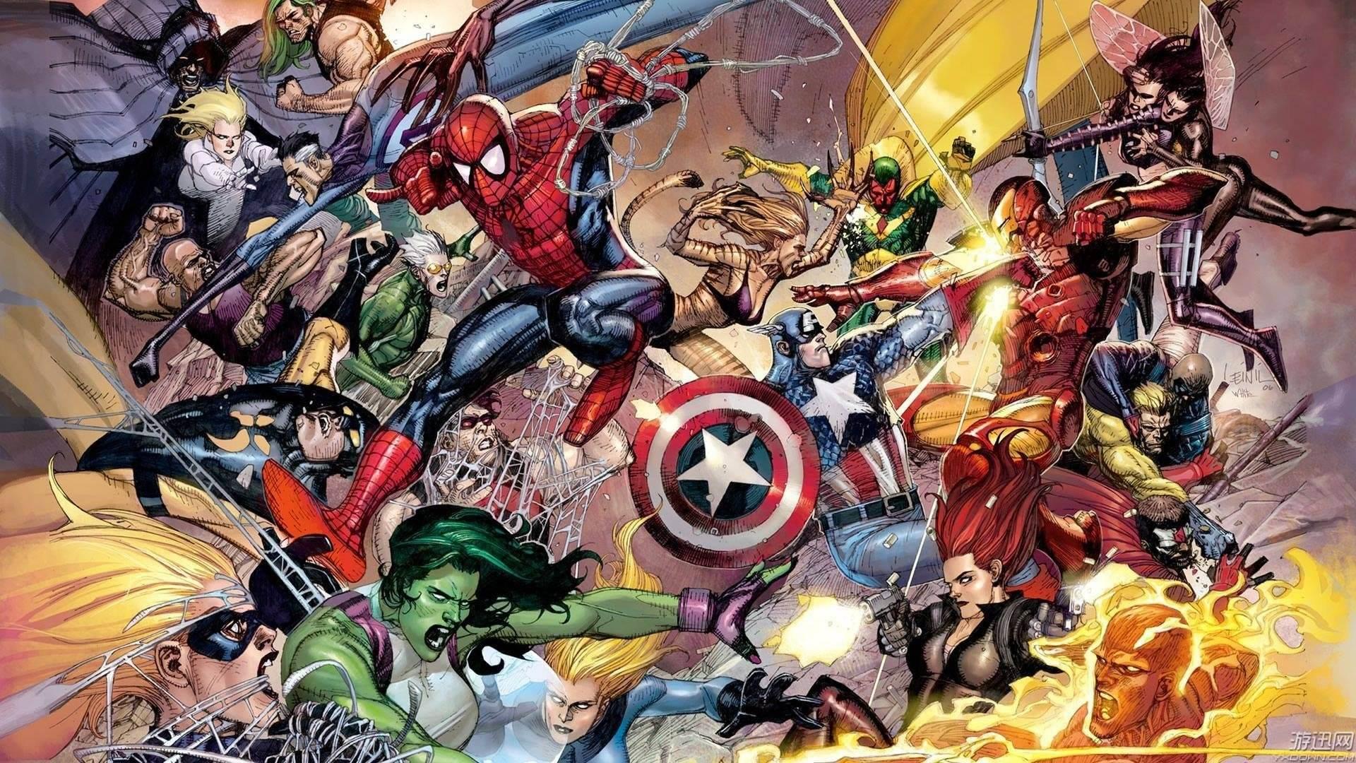 #经典看电影#国外网友分析《复仇者联盟3》角色战力排行,你同意不?