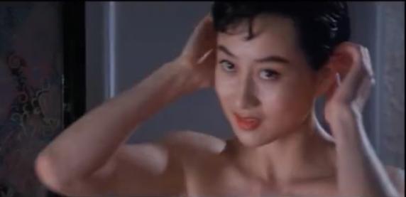 #经典看电影#李连杰老婆最经典的一个桥段,裸身上阵演对手戏