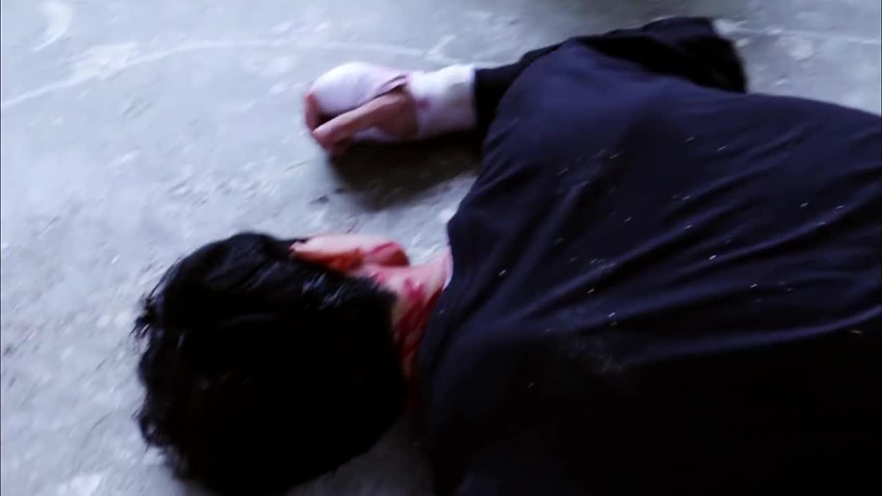 检察官用特异功能看见被害人的死亡过程,太惨烈了!!