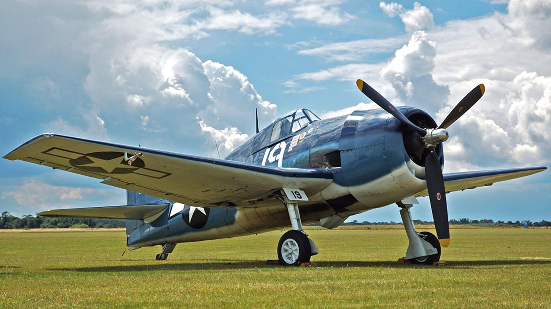 零式战斗机的飞行员回忆起这款地狱猫战斗机,都纷纷觉得后怕