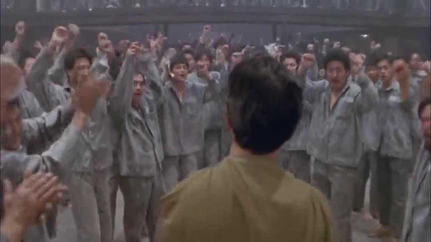 监狱中的大佬,狱警都得敬三分!你究竟什么来头?