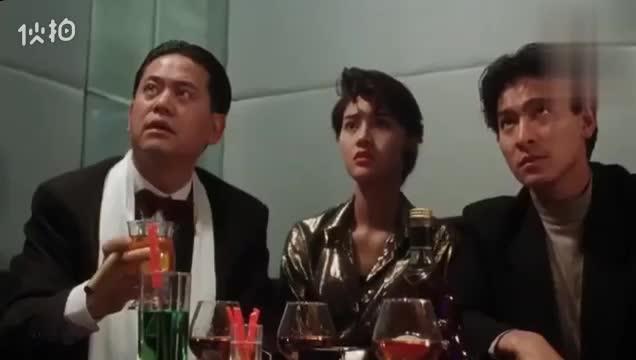 #经典看电影#陈百祥一出场,我就知道又是一部搞笑片啊