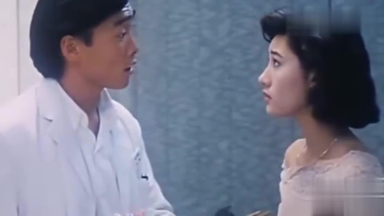 #李嘉欣、电影#香港美女李嘉欣检查身体,被要求脱裙子碰到带着有色眼镜的医生