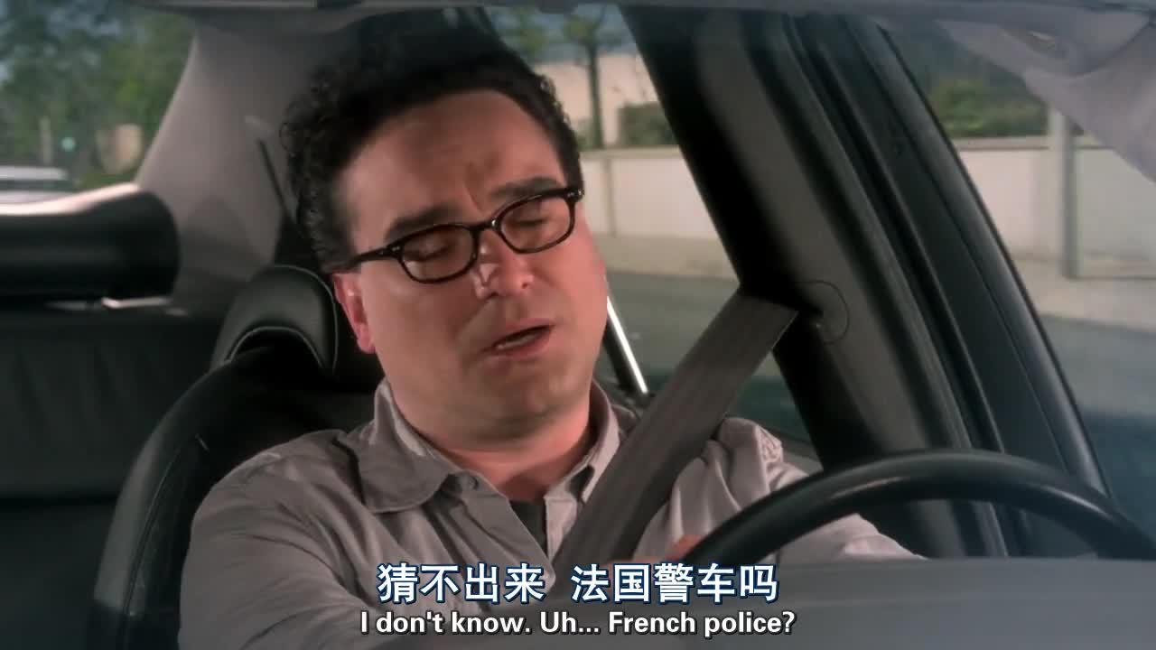 男子开车载朋友,突然感到头疼,朋友极其不解