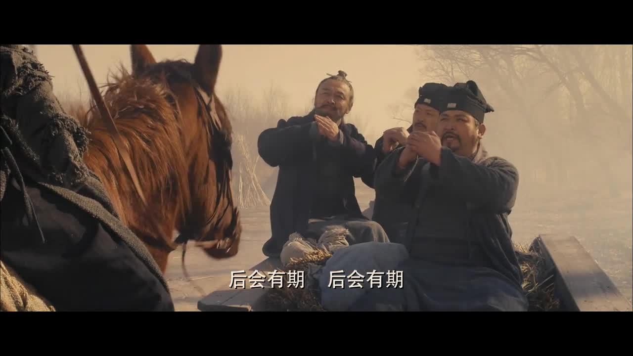 赵怀安等人送走诸位清官,东厂警衣卫在大殿里密谋商量.