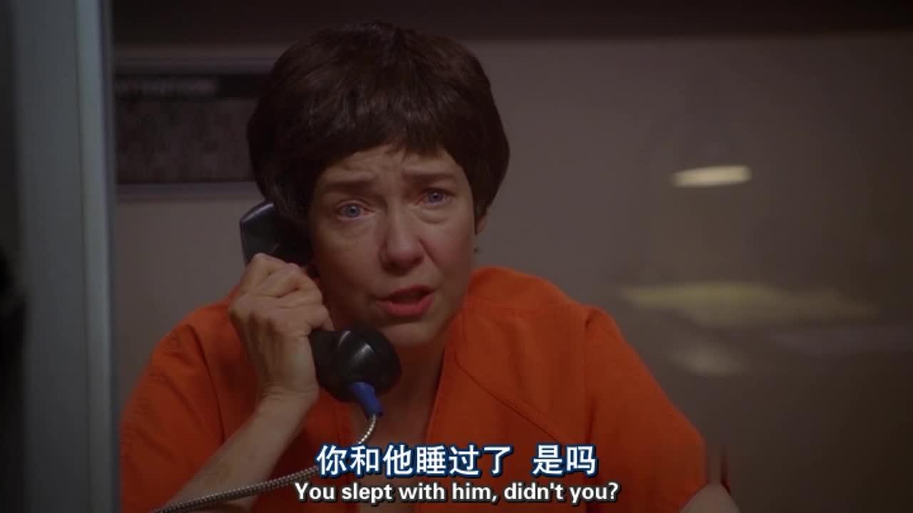 美女快要被赶出家门,无助向监狱母亲求助,母亲竟然让她这样做