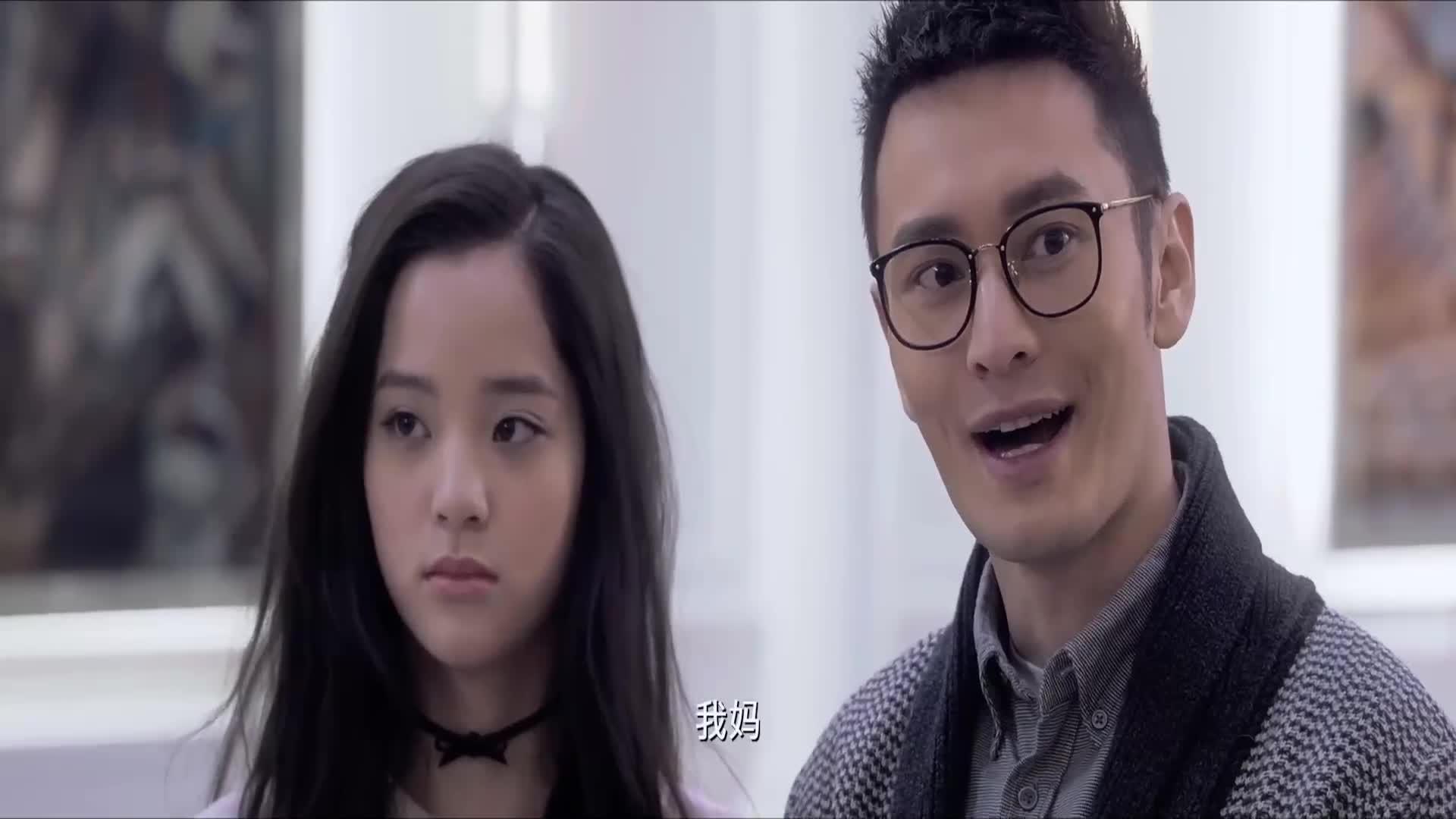 #经典看电影#王牌逗王牌:戚薇欧阳娜娜要和吴