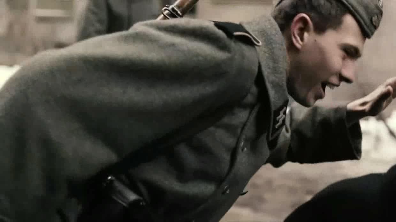 黑暗的二战时期,被残酷对待的人