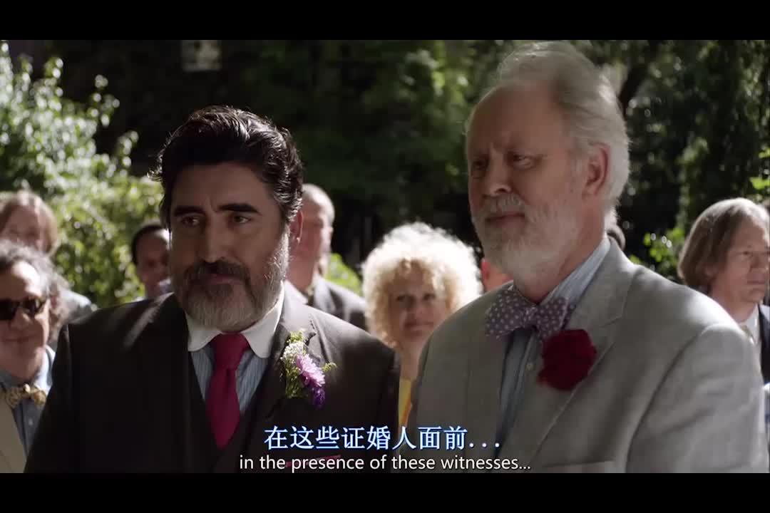 大叔去参加婚礼,不料新娘却是男的,这是怎么回事啊