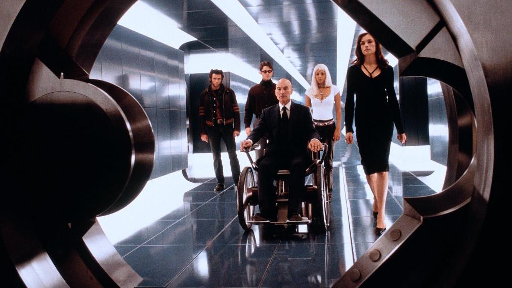 #电影最前线#万磁王霸气登场,只带四个手下就要重建世界,这是藐视X教授吗?