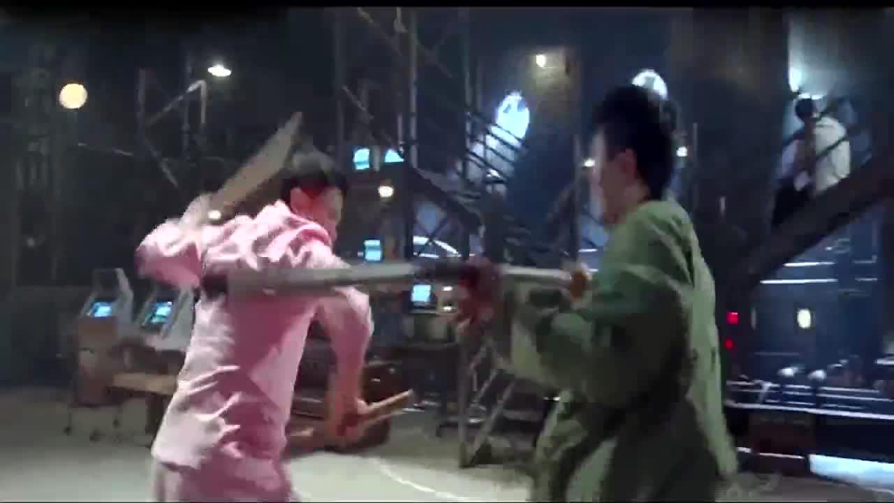 #影视精彩欣赏#一部由马云出演的电影,演员阵容强大,甄子丹才是亮点