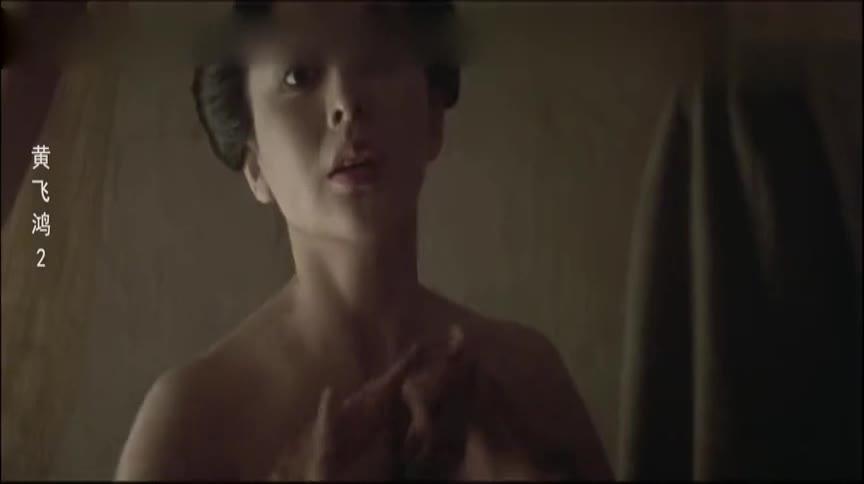 黄飞鸿赶回客栈救十三姨,打开门之后脸色都青了,这有点尴尬