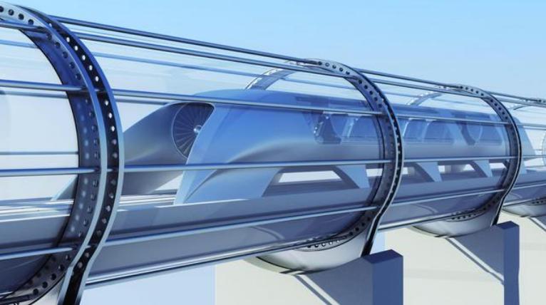 #真空高铁#贵州喜迅!中国首条超级高铁将在贵州开通,时速高达1200km