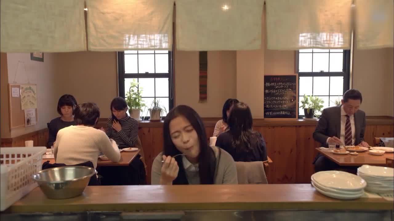 井之头五郎美食家,满满一大口