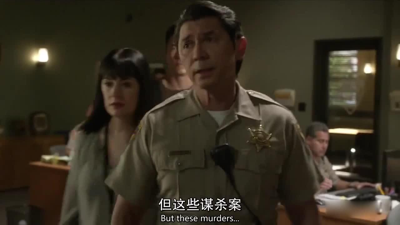 探员为警官:你们这里抢劫率上升了吗?警官:是的,因为干旱!