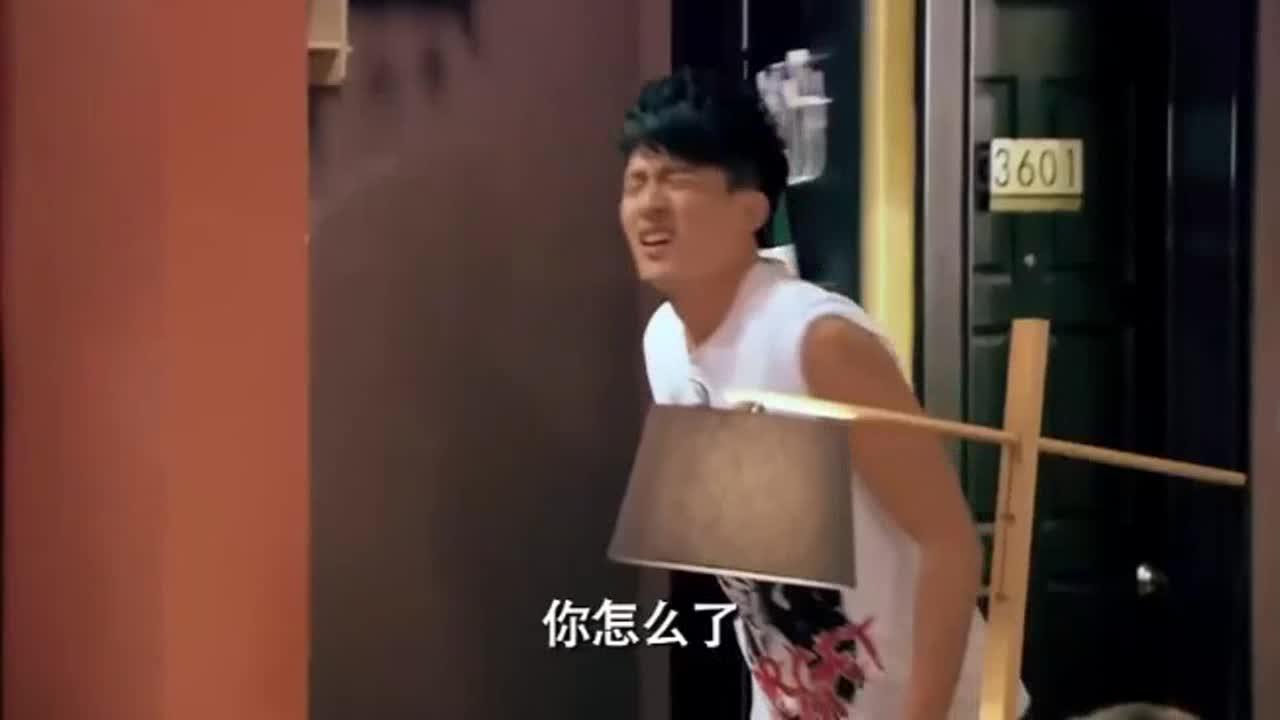 #经典看电影#爱情公寓:子乔和悠悠普通话瞬间转四川话,这一段太逗了
