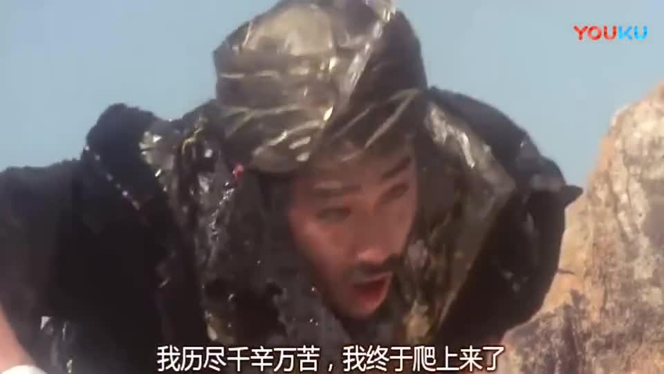 东成西就:最倒霉的欧阳锋非梁朝伟莫属刚刚爬到山顶就被张学友一起拉倒了谷底。
