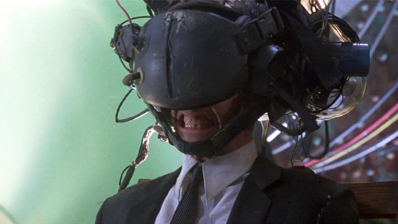 未来世界,人类将大脑全面开发,却只是用来做一件奇怪的事情