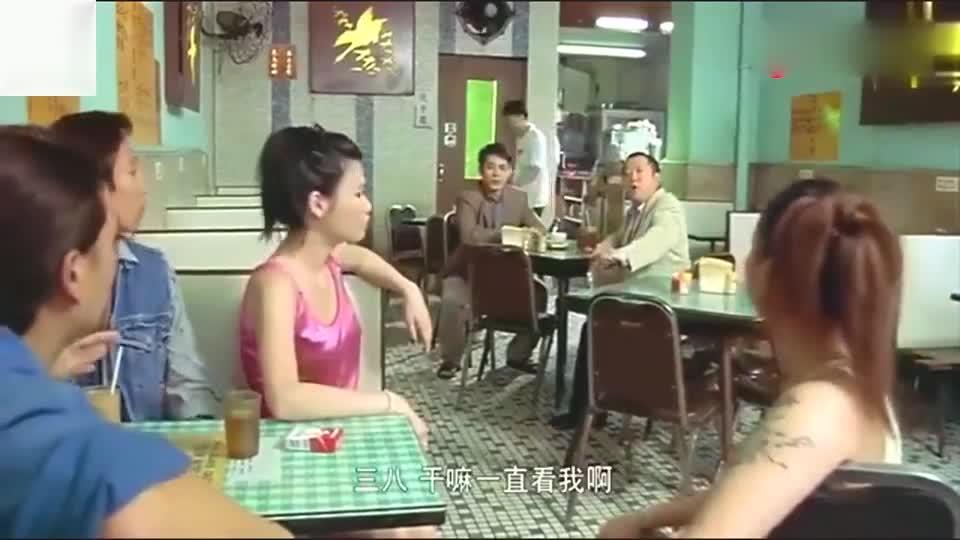 怀疑李连杰的身手,让你看看30秒解决一桌人