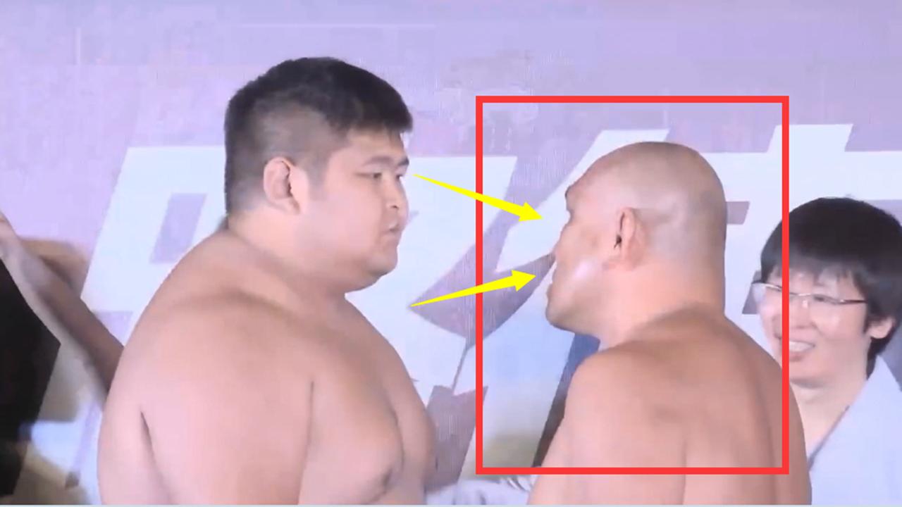 #中国小胖#日本选手激中国小胖,台下差点大打出手,结果仅119秒被KO