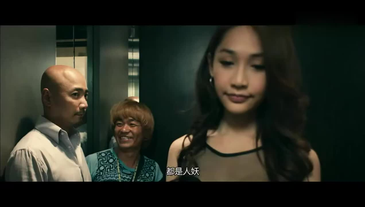 #看电影#这部电影中最幽默的片段,以为人家听不懂汉语