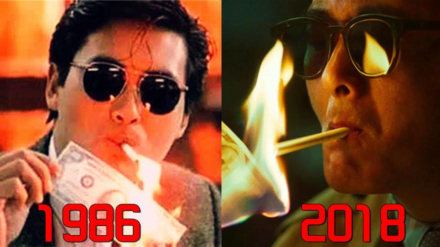 #经典看电影#6分钟带你了解香港警匪片前世今生,周润发32年后重现英雄本色