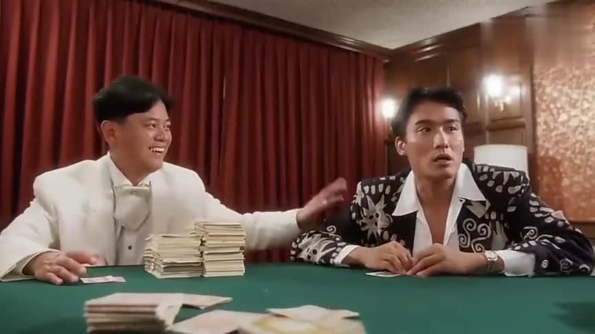 10万买张二回来,不输惨才怪,梭哈不是人人都是赌神
