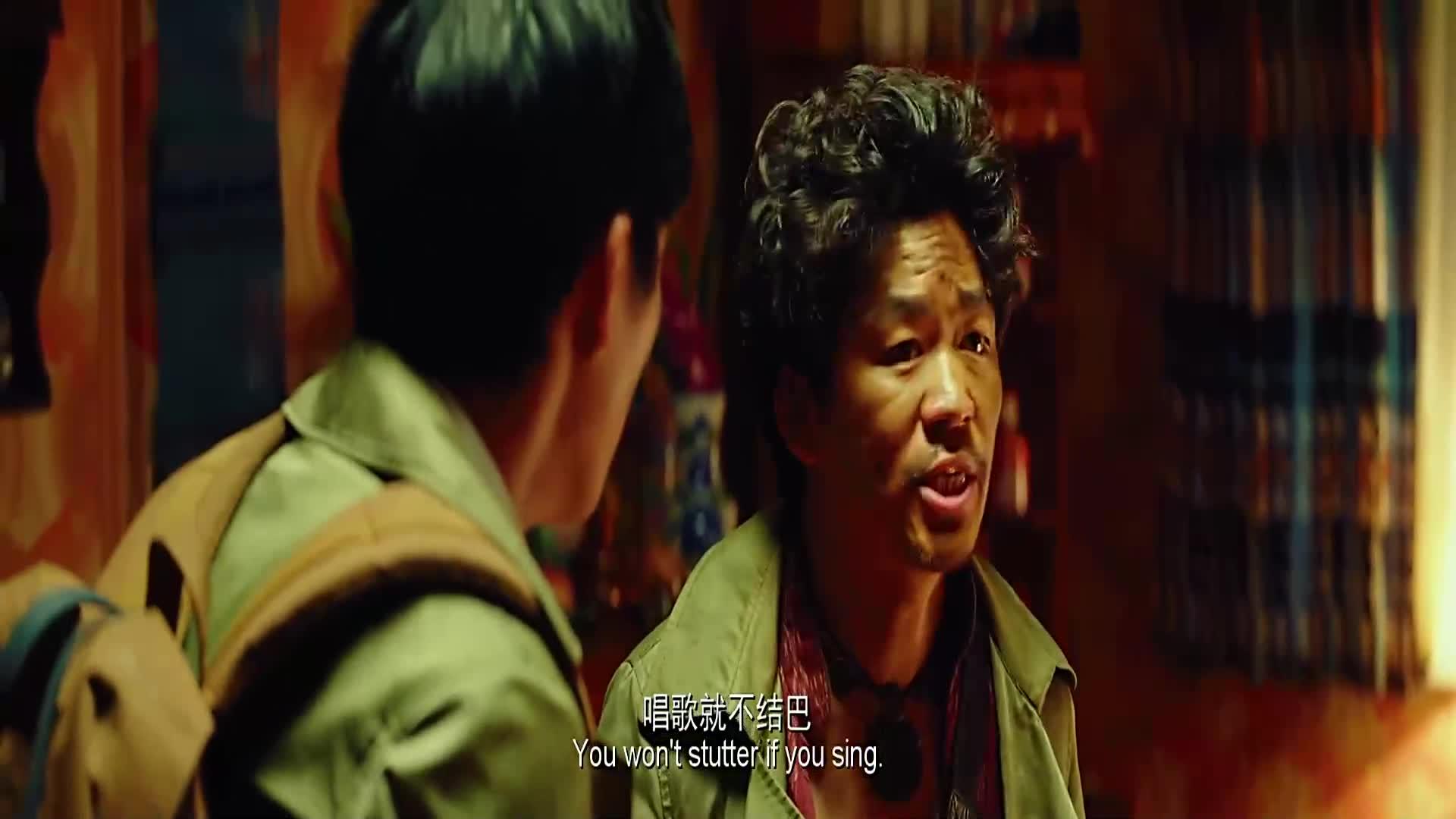 唐人街探案1:王宝强教刘昊然唱歌,绑匪看蒙圈,笑到肚子痛!