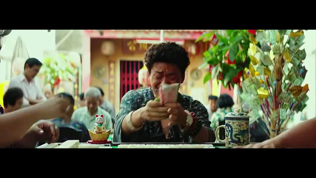 唐人街探案:麻将风水学,王宝强这段打麻将,太逗了