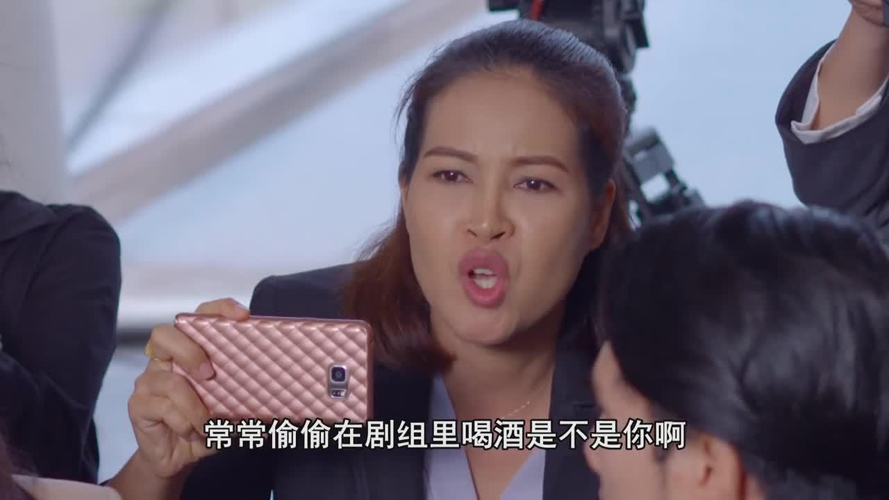 艾欧讥讽皮娇不要把自己想得太脆弱,和谭坤相比毕依还差许多?