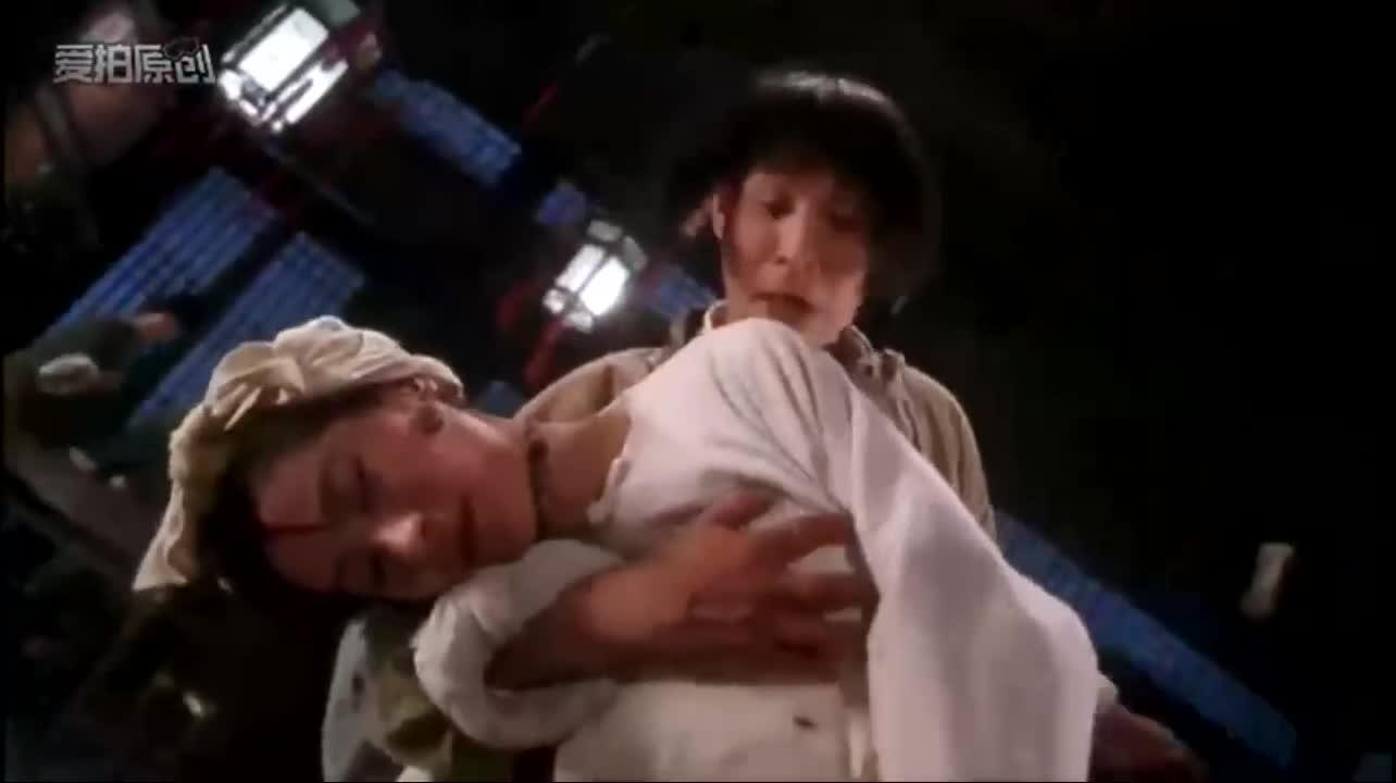 太极张三丰,最喜欢看的一段杨紫琼千里寻夫却遇陈世美,打斗精彩