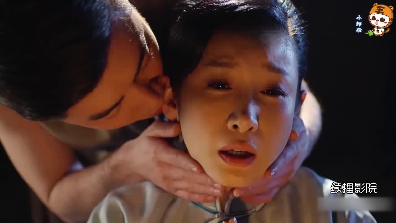 #经典看电影#吃斋念佛清心寡欲的少奶奶,被下人破了功
