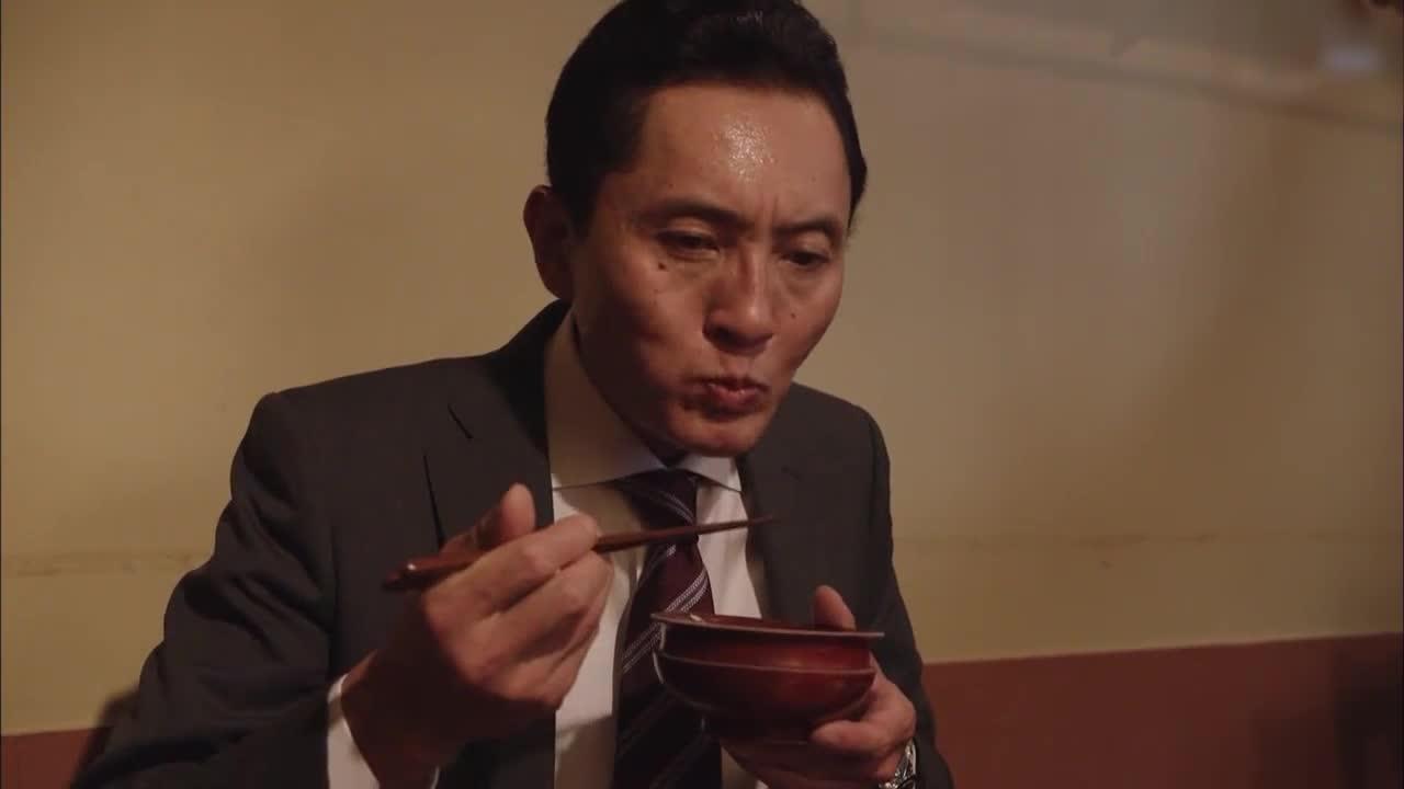 井之头五郎美食家,尝试辣椒炒腊肉