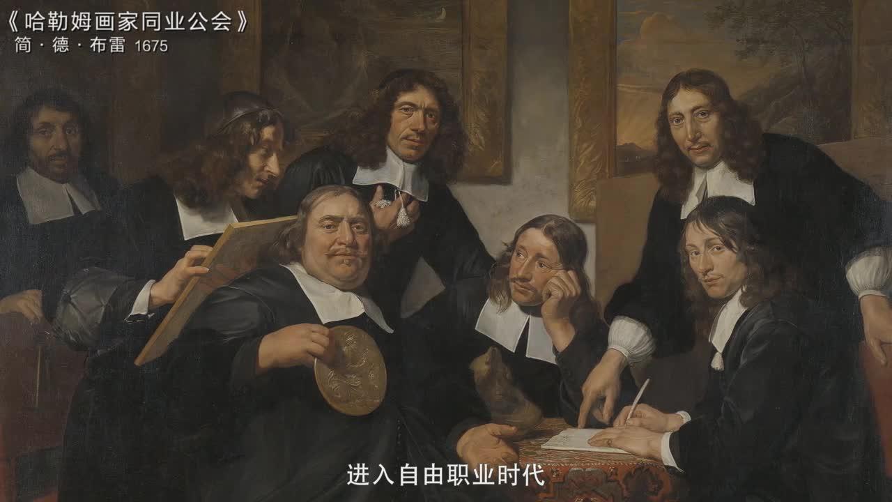 外国小伙是个自由职业画师,画的画竟然这么好?