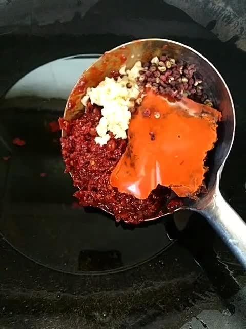 #舌尖上的美食#毛血旺的做法在这里,做法相当简单,开胃又爽口
