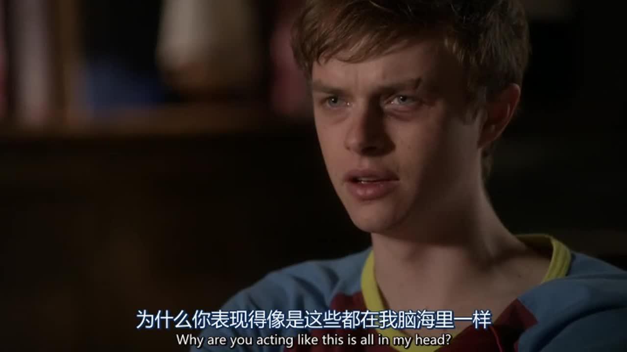 医生表示男孩很恐惧,但是男孩却不觉得,事实真的是这样吗