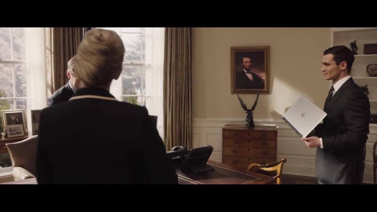 总统就是工作繁忙,而且每个都很重要,必须现在就做的那种