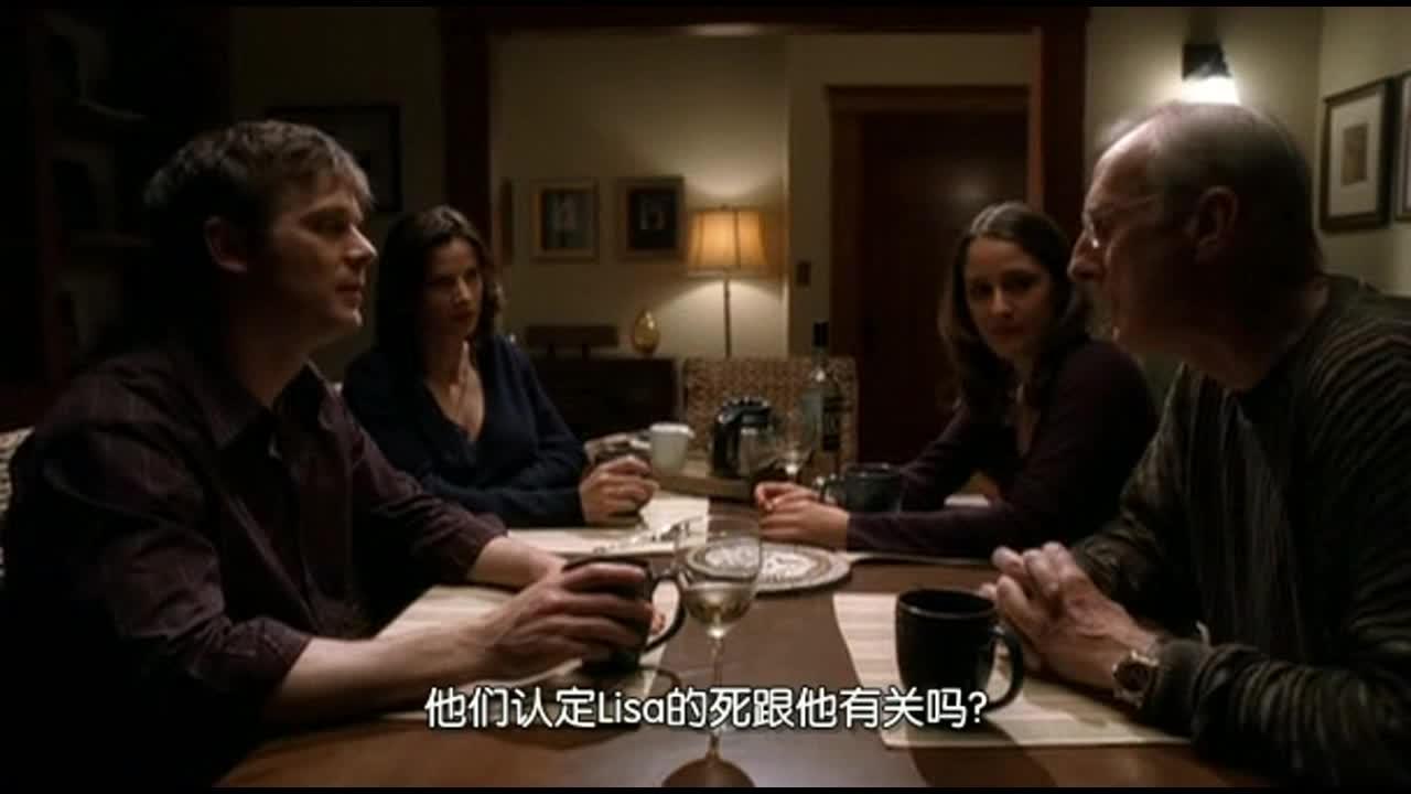 唯有Clair身边只是一个亚裔女佣,女佣到底说了啥?一直不错