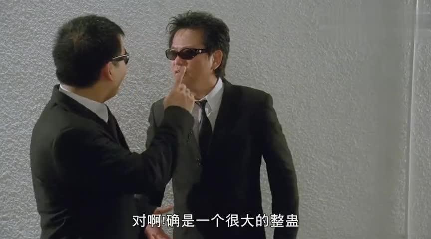 陈百祥主演的这部王晶喜剧片,这一段是唯一的亮点,看一次笑一天
