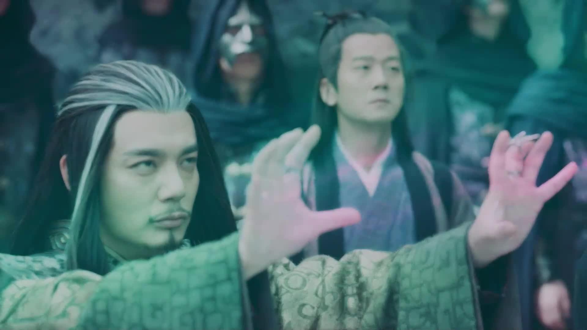青云志2:鬼王不好了,青云门的人来了?