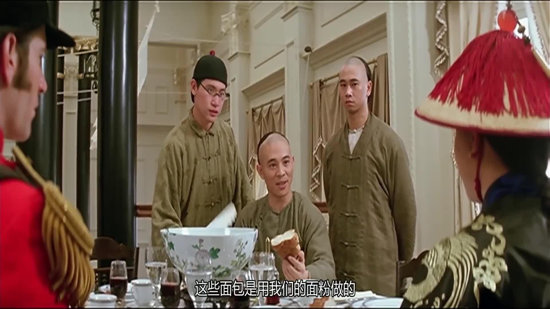 #黄飞鸿#一部让李连杰火遍全国的经典武侠片,百看不厌处处精彩!