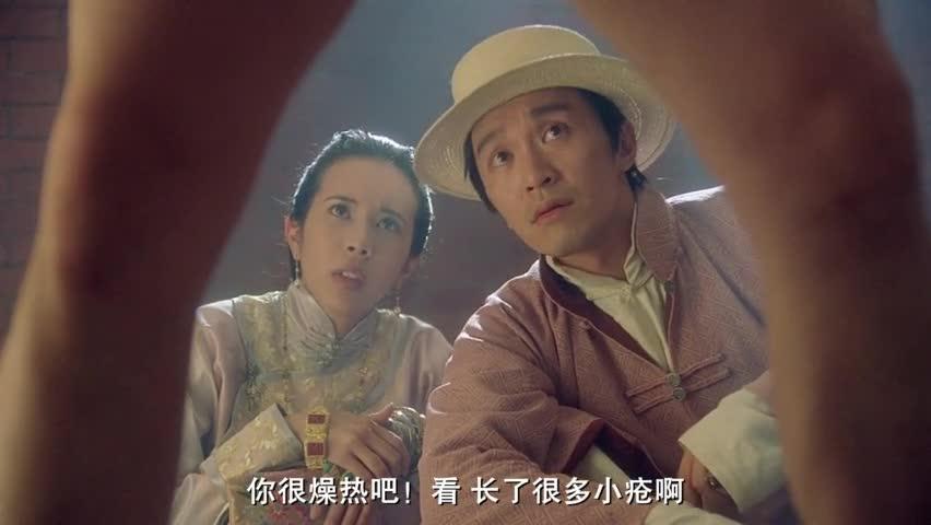 香港喜剧经典无厘头片段,星爷都忍不住笑场了!