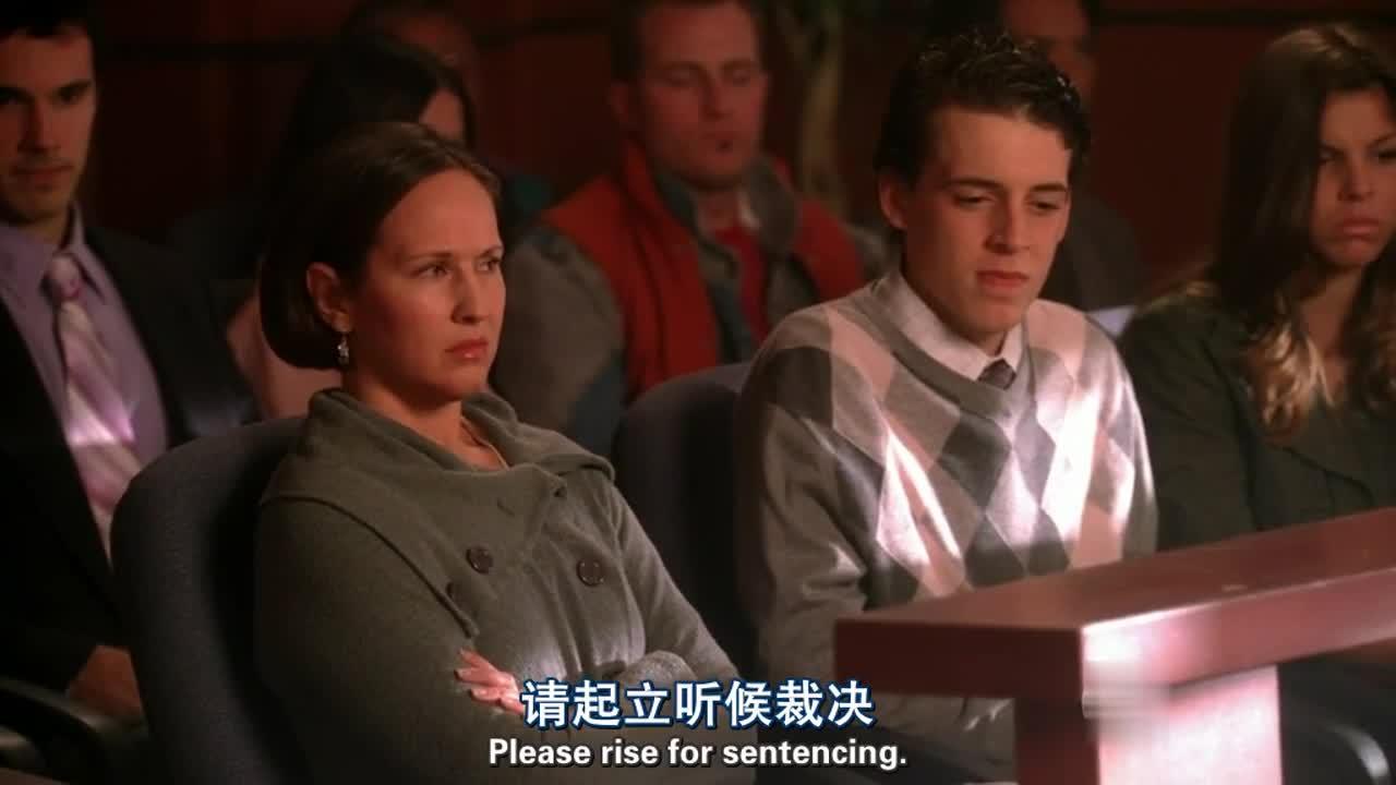女子在法庭上忏悔,可是无法洗脱她的罪名,她到底做了什么