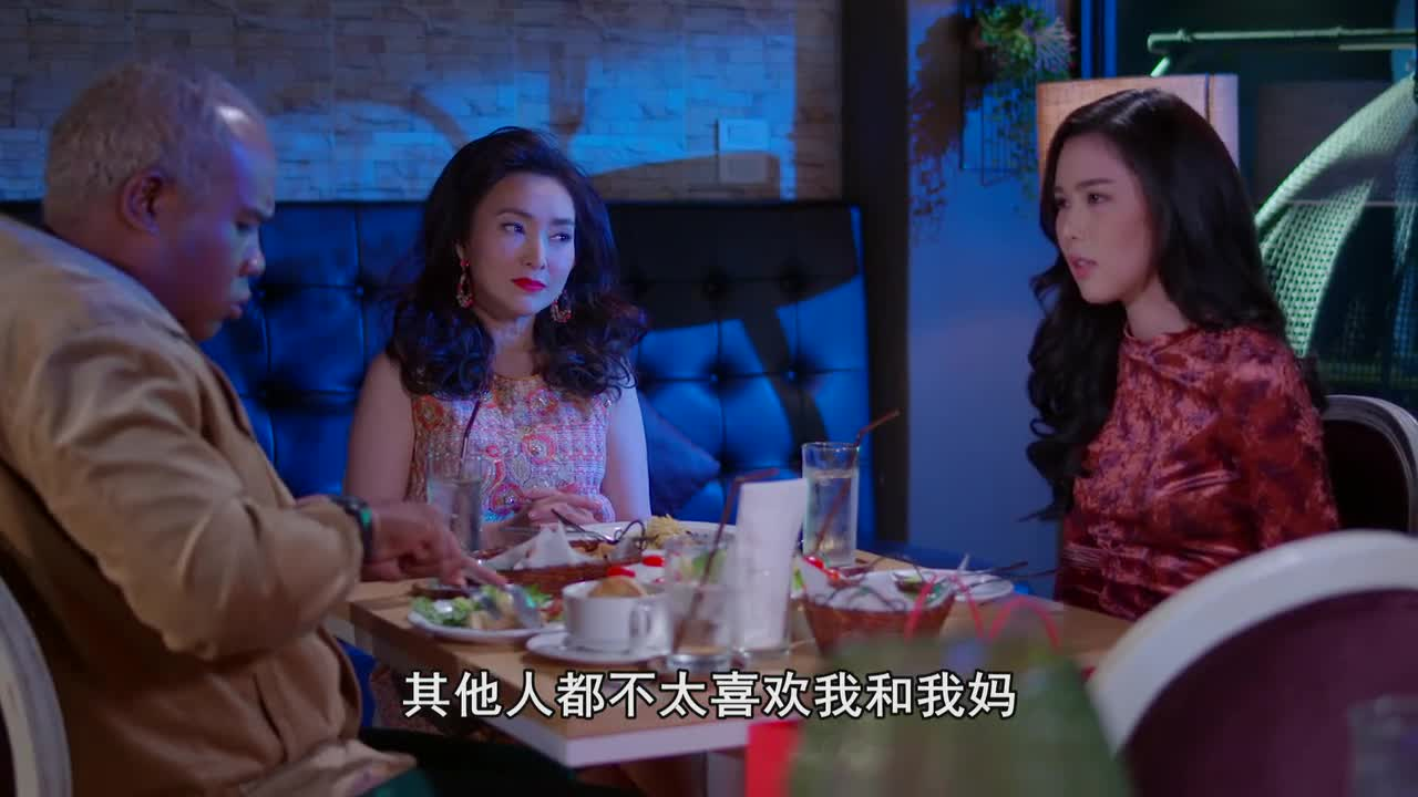 沐恩和谭坤在公司相遇,两人自颁奖典礼过后就没再联系过?
