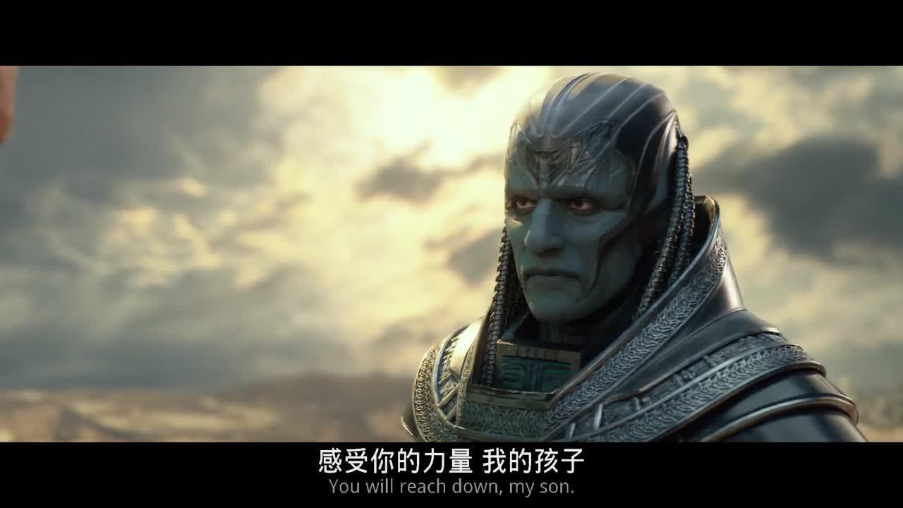 天启帮万磁王铸成头盔,x战警全体出动,对抗两大巨头!