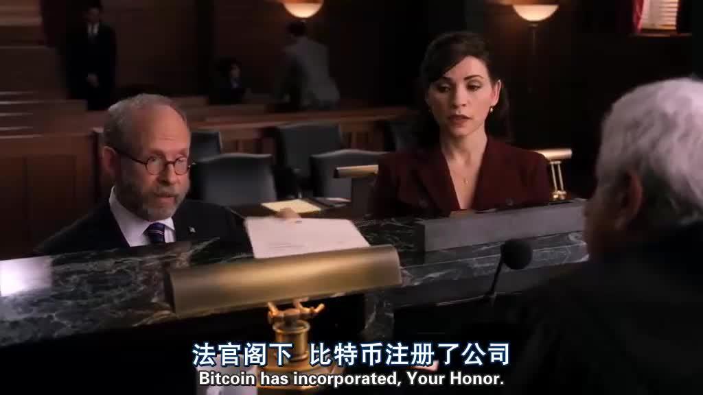 美女律师机智答辩,斯塔克先生获得保释,厉害!