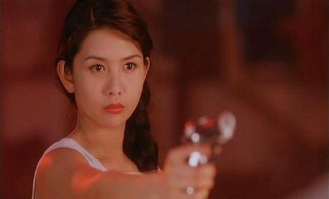#经典看电影#吴孟达唯一一次演的赌神电影,邱淑贞很漂亮,不愧为港片女神