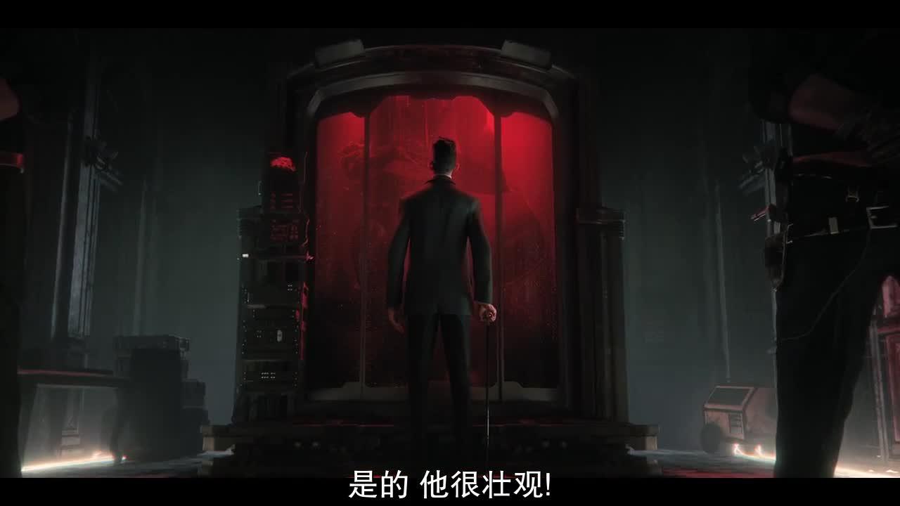 未来世界,人类将灵魂注入怪兽的身体,举行地下格斗比赛