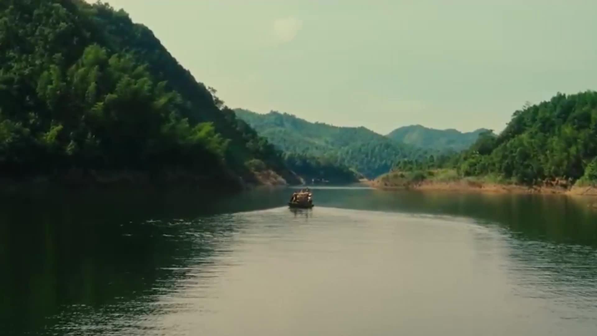 两个和尚步行,河的对面要面临事情,师傅善哉善哉